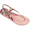 havaianas Luna Print Sandals Women Ballet Rose